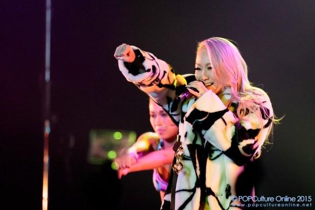 Koda Kumi Asia Live 2015 Singapore Concert 03