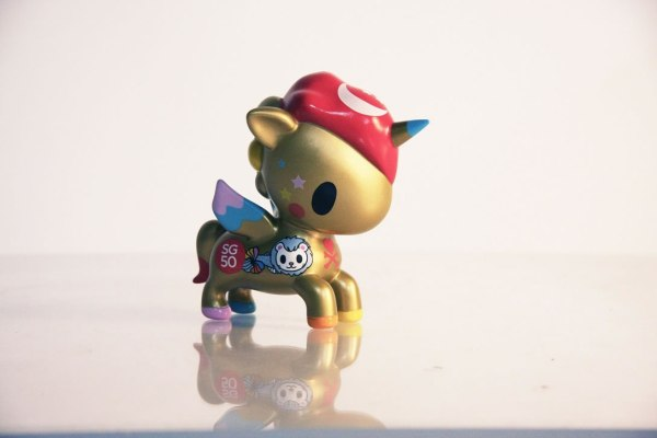 STGCC x tokidoki Unicorno for SG50