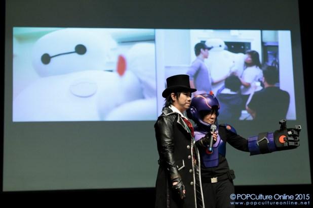 ICDS 2015 Cosplay Panel Jin (behindinfinity) Hiro Hamada