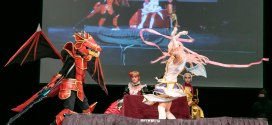 ICDS 2015 Singapore Annual Cosplay Chess Performance Angelic Buster Kaiser