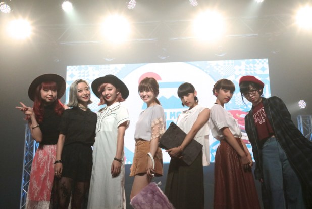 MOSHI MOSHI NIPPON FESTIVAL 2015 in Singapore  - Day Stage Harajuku Fashion Show