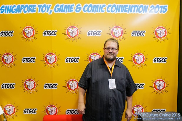 STGCC 2015 Interview Adam Hughes 01