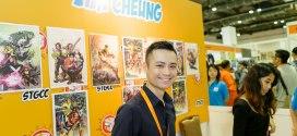 STGCC 2015 Jim Cheung Walk of Fame