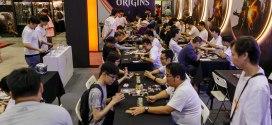 STGCC 2015 Magic the Gathering Booth 02