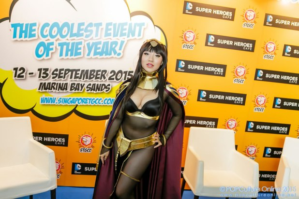 STGCC 2015 Media Preview Stella Chuu