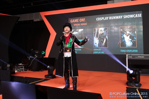 GameStart 2015 Game On! Cosplay Runway (1)