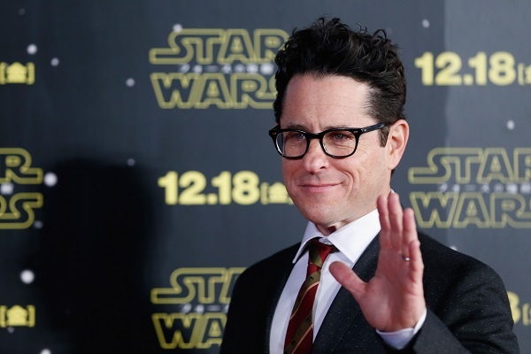 TOKYO, JAPAN - DECEMBER 10: Director J.J. Abrams attends the 'Star Wars: The Force Awakens' fan event at the Roppongi Hills on December 10, 2015 in Tokyo, Japan. (Photo by Christopher Jue/Getty Images for Walt Disney Studios) *** Local Caption *** J.J. Abrams