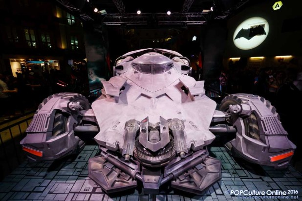 Batman v Superman: Dawn of Justice Comes to Town at CapitaLand malls