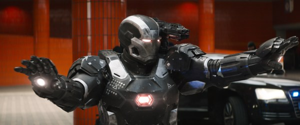 Marvel's Captain America: Civil War..War Machine/James Rhodes (Don Cheadle)..Photo Credit: Film Frame..© Marvel 2016