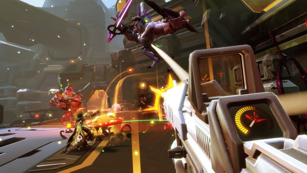 Battleborn Hands On Preview Screen Shot 01