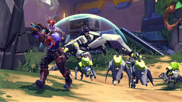 Battleborn Hands On Preview Screen Shot 02