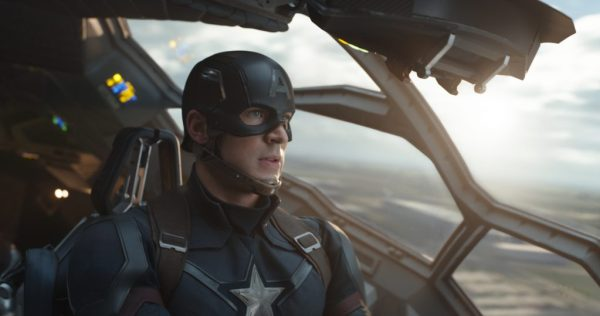 Marvel's Captain America: Civil War..Steve Rogers/Captain America (Chris Evans)..Photo Credit: Film Frame..© Marvel 2016