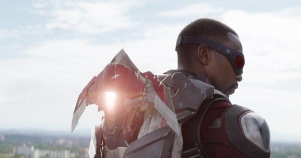 Marvel's Captain America: Civil War..Falcon/Sam Wilson (Anthony Mackie)..Photo Credit: Film Frame..© Marvel 2016