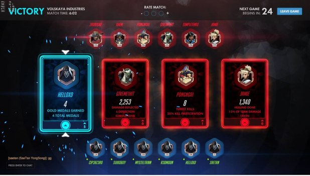 Overwatch PC Review Screen Shot 05