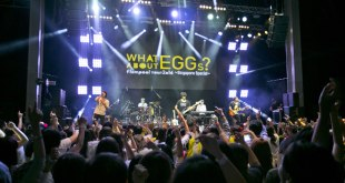 flumpool Tour 2016 WHAT ABOUT EGGS Singapore Special Concert MILLIAN Singapore