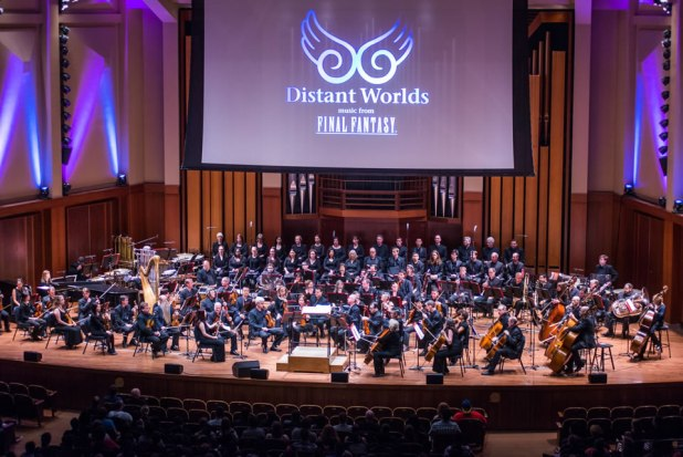 DISTANT WORLDS music from FINAL FANTASY returns to Singapore image 01