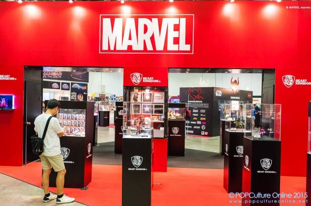 Looking Forward to STGCC 2016 Marvel