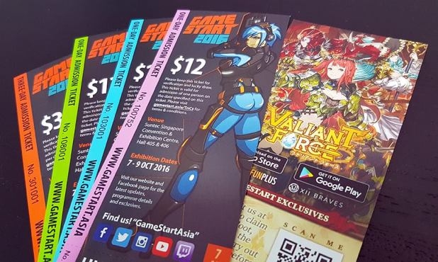 GameStart 2016 Tickets
