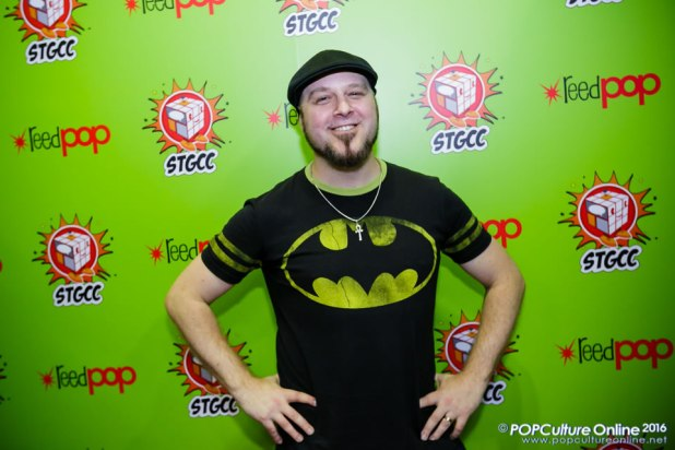 STGCC 2016 Tom Taylor Interview