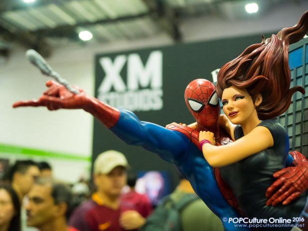 STGCC 2016 XM Studios Spiderman
