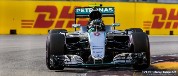 Singapore Grand Prix 2016 Mercedes AMG Petronas F1 Nico Rosberg