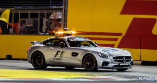 Singapore Grand Prix 2016 Safety Car
