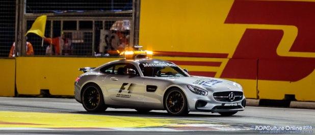 Singapore Grand Prix 2016 Safety Car