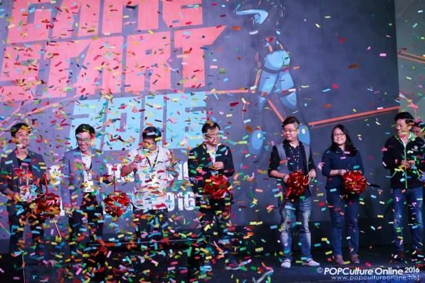 GameStart 2016 Opening Ceremony