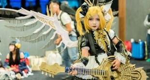 Anime Festival Asia AFASG 2016 Cosplayer Kagamine Rin Melt Down