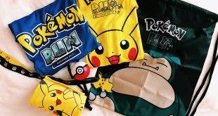 Race Pack for Pokemon Run Singapore 2017