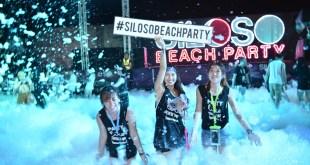 Siloso Beach Party (SBP) 2016 - Foam pool