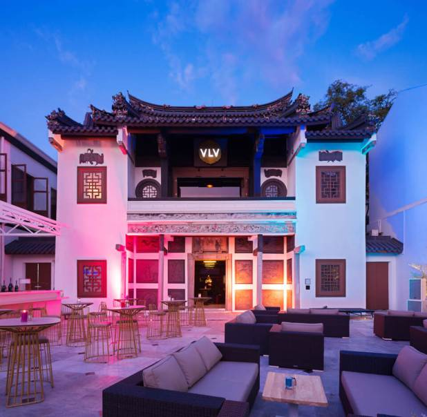 VLV Singapore Courtyard