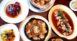 VLV Singapore Signature Lunch Set