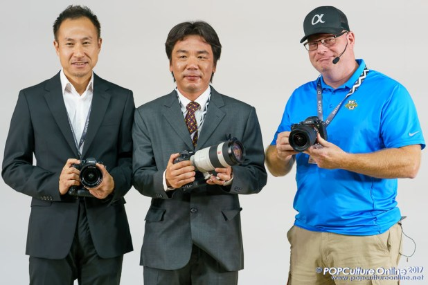 Sony Singapore A9 Hands On Media Preview