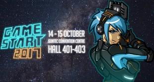 GameStart 2017 POPCulture Online Banner
