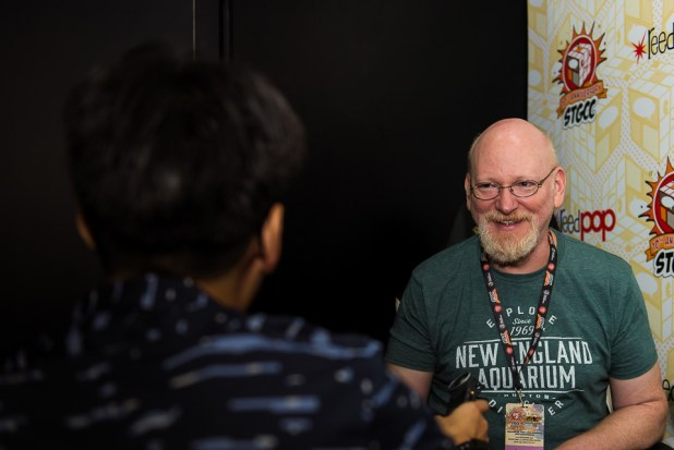 STGCC-2017-Interview-Arthur-Adams