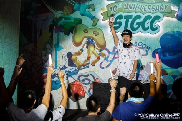 Singapore Toy Game Comic Convention STGCC 2017 Asian Pop Culture Festival