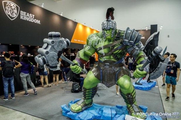 Singapore Toy Game Comic Convention STGCC 2017 Beast Kingdom