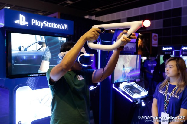 GameStart 2017 PlayStation VR