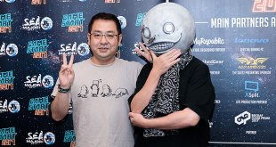 GameStart-2017-Interview-Nier-Automata-Director-Yoko-Taro-Producer-Saitou-Yosuke-Featured-Image