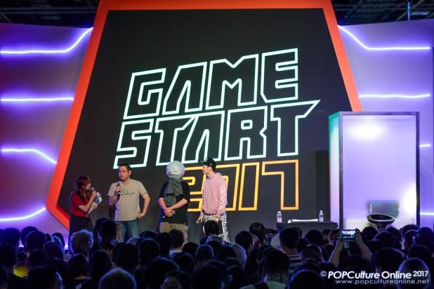 GameStart 2017 NieR Automata Yoko Taro Yosuke Saito