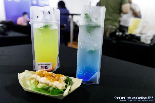 GameStart 2017 The Drinkery Experience Mana Potion Level Up Eggs
