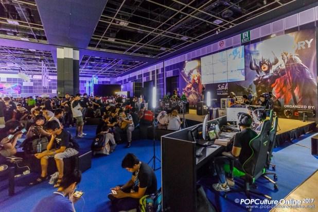 GameStart 2017 SEA Mobile Major Vainglory