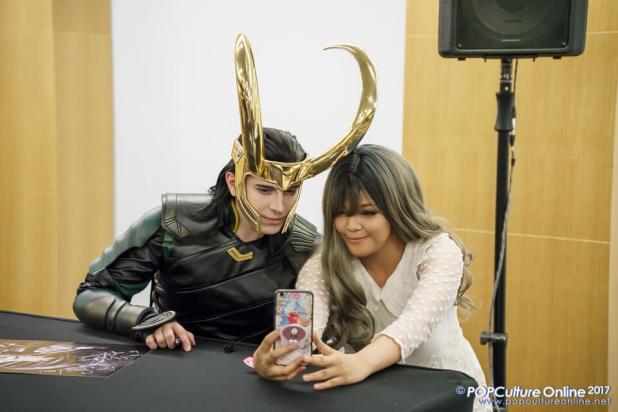 C3 Anime Festival Asia Singapore 2017 Cosplay Loki