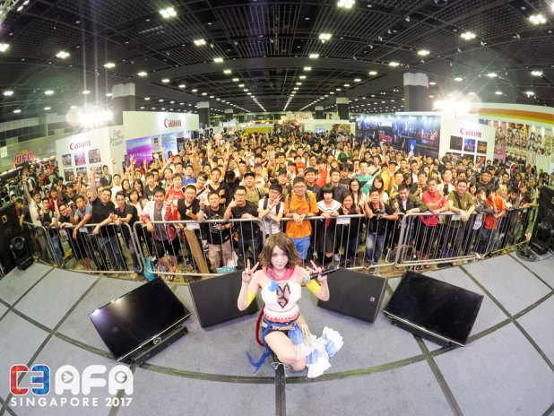 C3AFASG17-LeChat-AKIBA-Stage