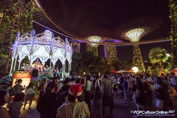 Christmas Wonderland 2017 Gardens by the Bay (29)