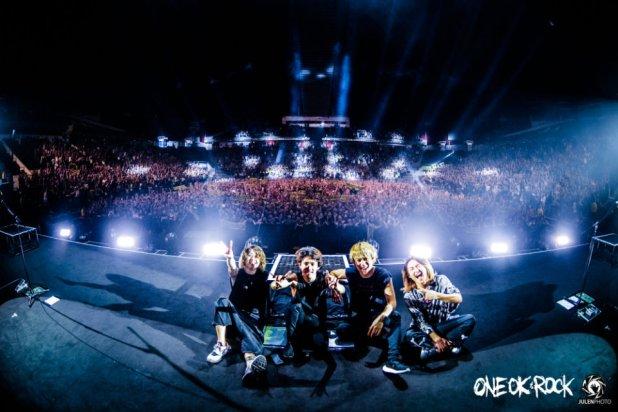 ONE OK ROCK Ambition Asia Tour Singapore Concert Photo 01