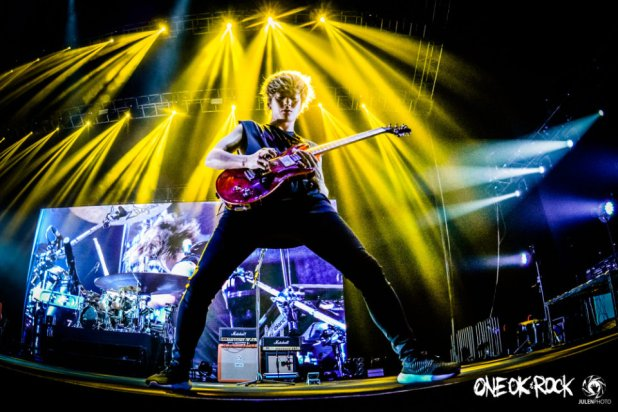 ONE OK ROCK Ambition Asia Tour Singapore Concert Photo 05
