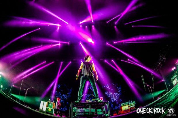ONE OK ROCK Ambition Asia Tour Singapore Concert Photo 07