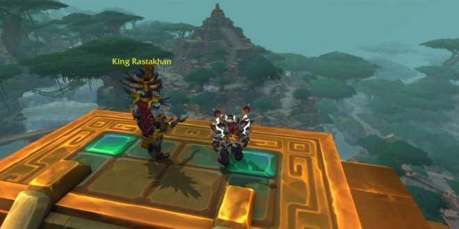 5 Reasons to Play World of Warcraft Battle for Azeroth Screen Shot 01